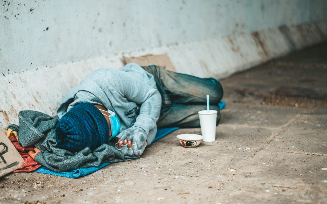 The Homelessness Crisis that keeps growing