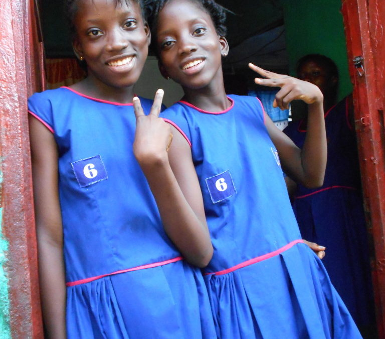 In Sierra Leone, a Uniform and a Second Chance